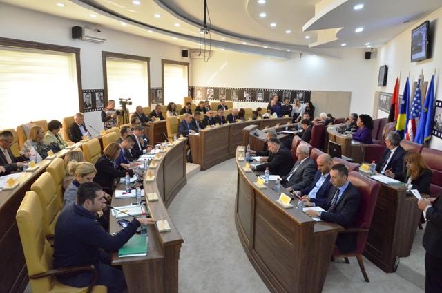 Kuvendarët e Gjilanit miratuan raportin financiar për periudhën janar-dhjetor 2016