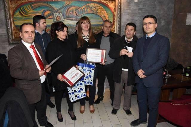 Poetja Lindita Ramushi-Dushku u shpërblye me vendin e parë