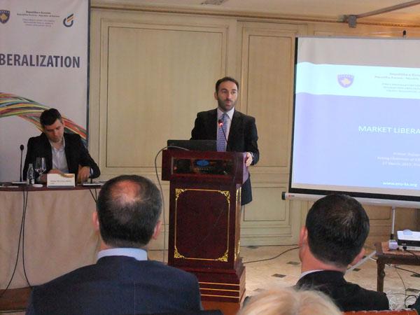 Stavileci: Hapja e tregut të energjisë rrit sigurinë dhe balancon çmimin