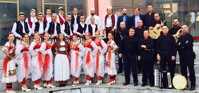 """AKV """"Gjilani"""" i kënaqur me paraqitje në """"Flakadanin e Karadakut"""""""