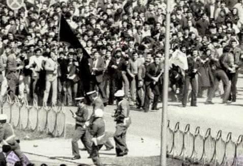 11 marsi i vitit 1981 shpalosi hapur kërkesat për Kosovën Republikë