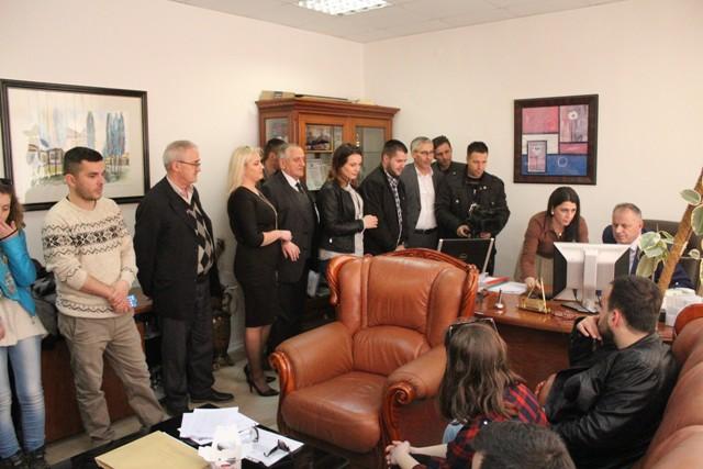 Komuna e Gjilanit fillon implementimin e programit të ri E-Prokurimi