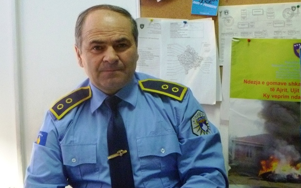 Gjilan: Policia në flagrancë kanë ndalur dhe arrestuar të dyshuarin për fajde