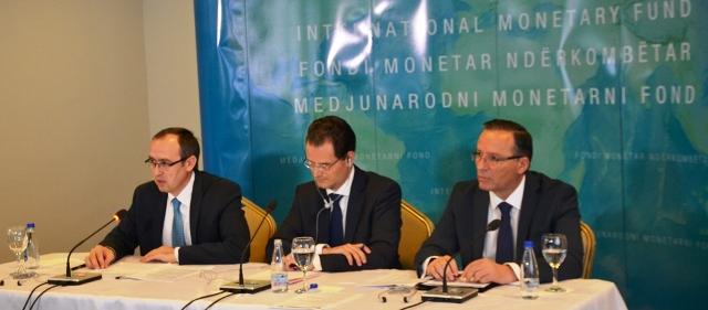 FMN aprovon rishikimin e dytë dhe të tretë të programit SBA me Kosovën