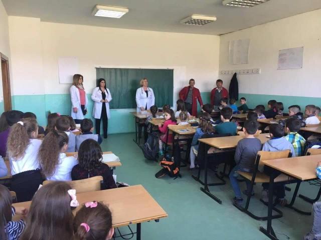 Vitia shënoi Ditën Botërore të Shëndetit Oral