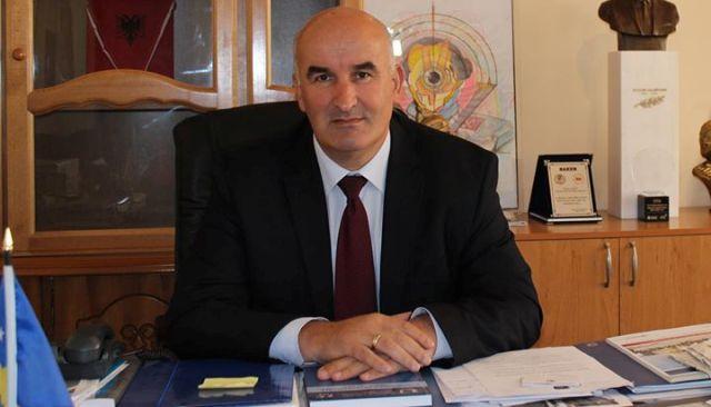 Kryetari i Vitisë Sokol Haliti ngushëllon familjen Ibrahimi nga Remniku