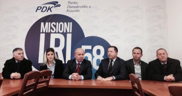 AAK: PDK në Gjilan i falsifikon aderimet