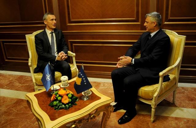 Thaçi: Transformimi i FSK-së, në përputhje me Kushtetutën dhe ligjet e Kosovës