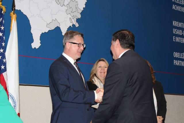 USAID nderon me mirënjohje Gjilanin me rastin e përfundimit të programit AKT