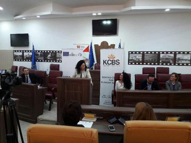 Gjilani themelon rrjetin joformal avokues të grave ndërmarrëse