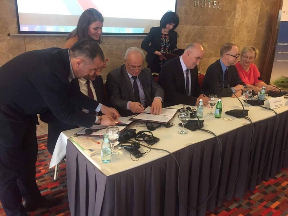 Komuna e Vitisë dhe UNDP nënshkruan një marrëveshje mirëkuptimi