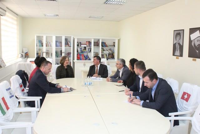 """Haziri falënderon Ambasadën Amerikane për mbështetjen në programin """"Ta Ruajmë Ambientin"""""""