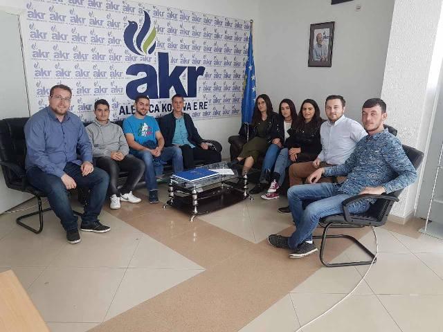 Komisioni për Legjislacion brenda AKR-së shënoi 9-vjetorin e miratimit të Kushtetutës së Kosovës