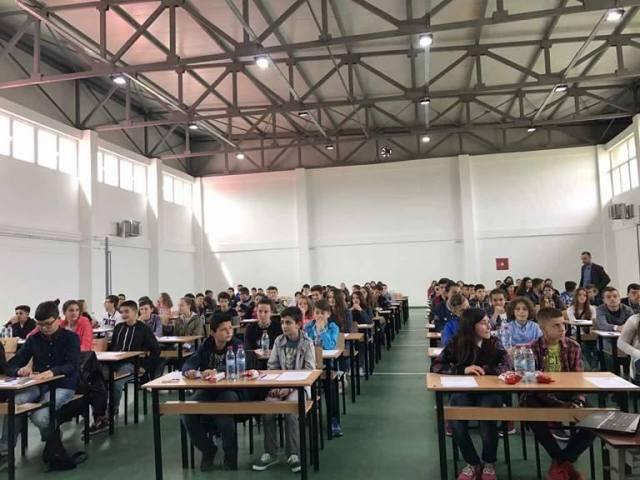 Gjilani organizon garat komunale në lëndën e matematikës