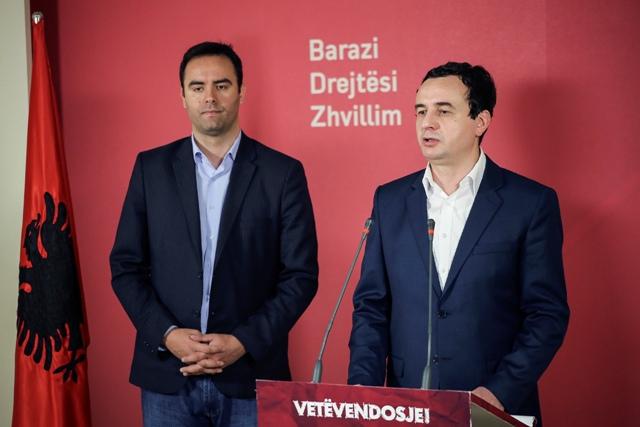 Vetëvendosje: Dhuna e mbrëmshme në Maqedoni ka adresë – Gruevskin dhe Ivanovin