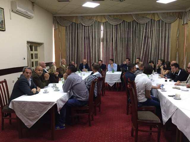 Mehmeti: Vatrës iu bashkuan 25 intelektual nga malësia e Bujanocit