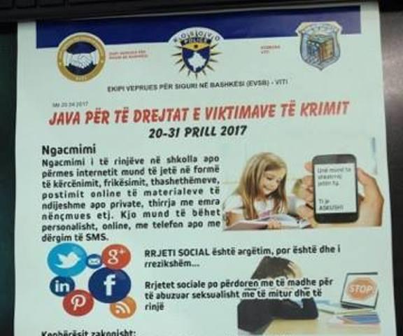 Java për të drejtat e viktimave të krimit