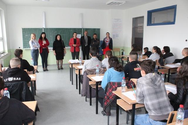 Në Gjilan përgatitje të larta për testin e arritshmërisë
