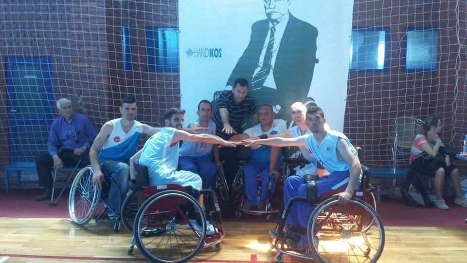 Gjilan: Më 6 dhe 7 Maj mbahet turneu në basketboll me karroca