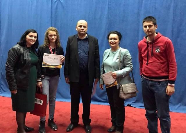 """Matematikanët e rinj gjilanas arritën suksese të larta në """"Math Kangaroo Kosova 2017"""""""