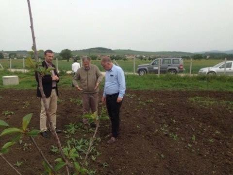 """Komuna dhe AGRO/USAID vazhdojnë me implementimin e suksesshëm të projektit """"Vishnje 2017"""""""