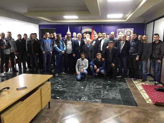 Kadriu: AAK-së në Gjilan po i jepet përkrahje e fuqishme për triumfin e 11 qershorit