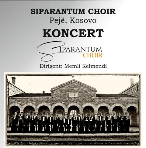 Kori Siparantum nga peja me katër koncerte në Kroaci