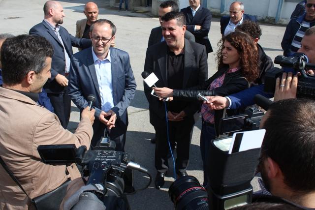 Konfirmohet fillimi i Autostradës Prishtinë-Gjilan-Dheu i Bardhë