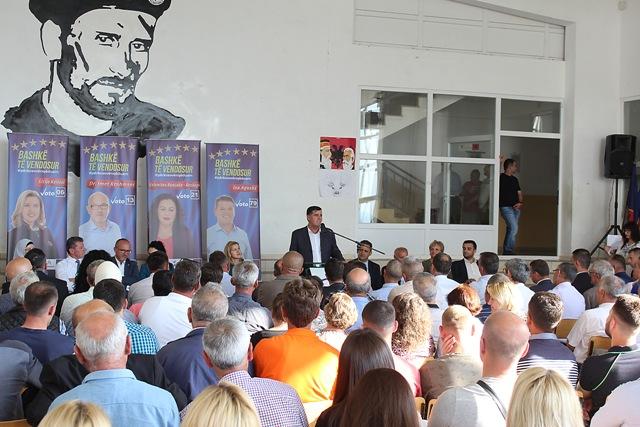 Gryka e Karadakut tregoi se LDK do të fitoj bindshëm në zgjedhjet e 11 qershorit