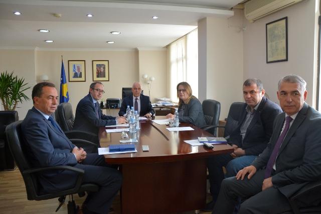 Nisin procedurat e shpalljes së tenderit për ndërtimin e autostradës Prishtinë – Gjilan – Dheu i Bardhë