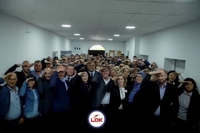 LDK-ja e Gjilanit: Mobilizim i jashtëzakonshëm po mbretëron te ne