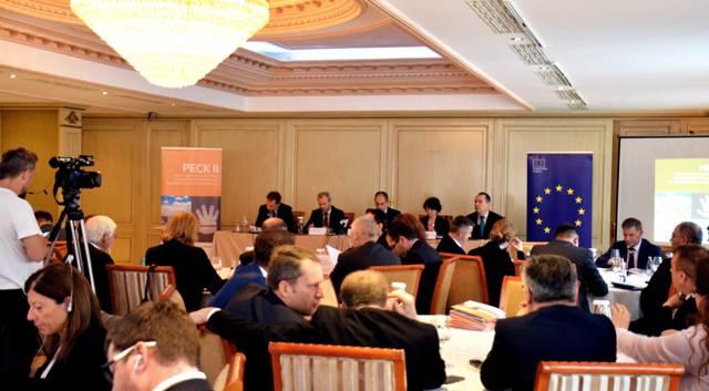 Konferencë mbi vlerësimin e riskut për korrupsionin në gjyqësi, prokurori dhe në prokurimin publik