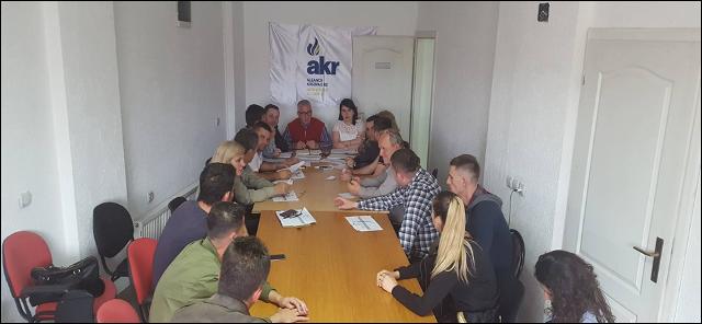 Salihu i AKR-së: Jemi të mobilizuar si asnjëherë më parë