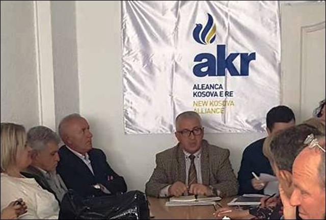 Vehbi Salihu: Gjithçka gati, AKR e gatshme për zgjedhjet e 11 qershorit