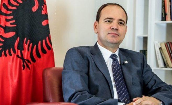 """Gjilani i ka dhënë titullin """"Qytetar Nderi"""" Presidentit të Shqipërisë, z. Bujar Nishani"""