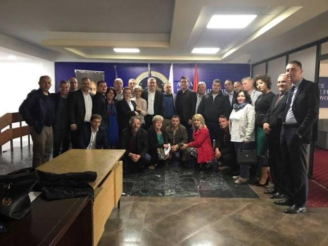 Kryetari Kadriu do ta udhëheq shtabin zgjedhor të AAK-së në Gjilan