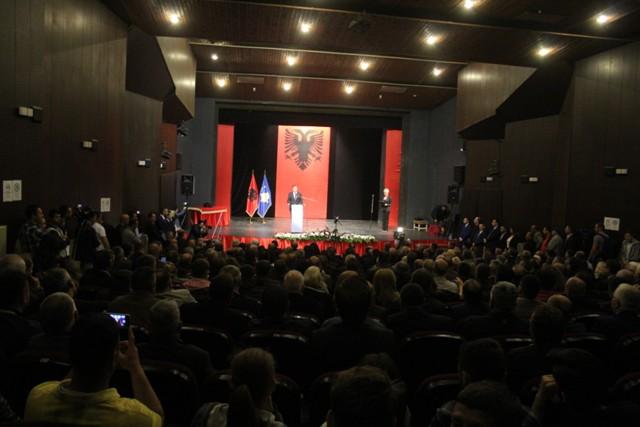 Nishani: Gjilani është nderi i Kosovës, nderi i kombit shqiptar dhe nderi i historisë sonë kombëtare