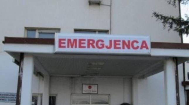I lënduari kërkon ndihmën e mjekut, i dyshuari ndodhet në arrati