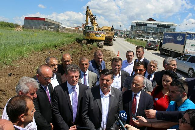 Nis ndërtimi i rrugës katër korsi Gjilan-Livoç i Ulët, kosto 2 milionë euro