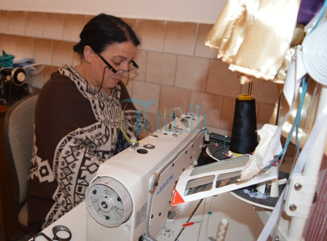 Sadije Spahiu, një grua e suksesshme me biznesin e saj