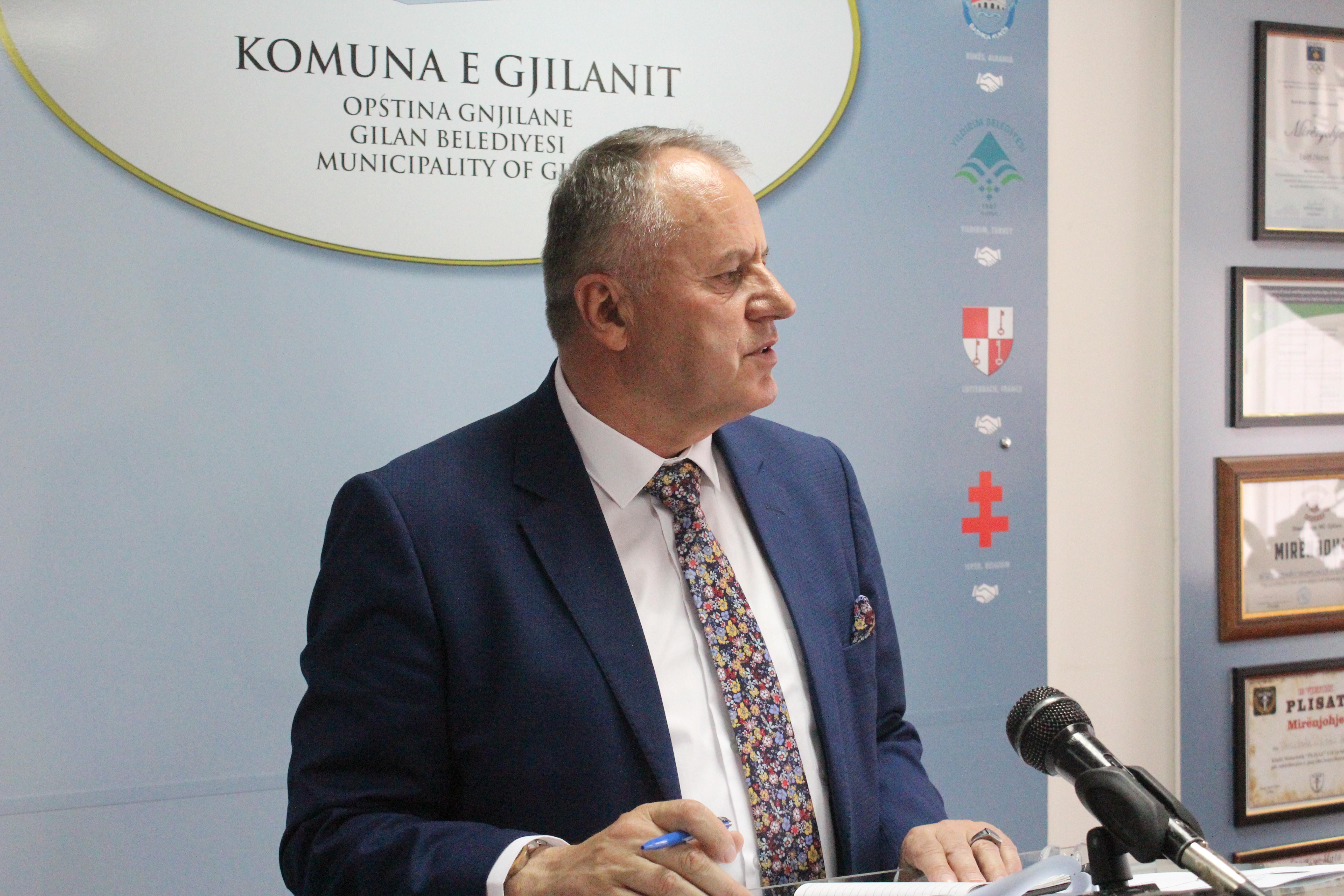 Kqiku: Prokurimi elektronik në Gjilan po zbatohet me shumë sukses