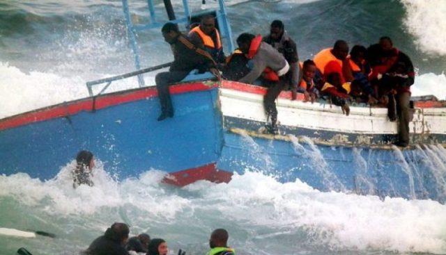 Tragjedi e re në Mesdhe, mbyten 80 migrantë