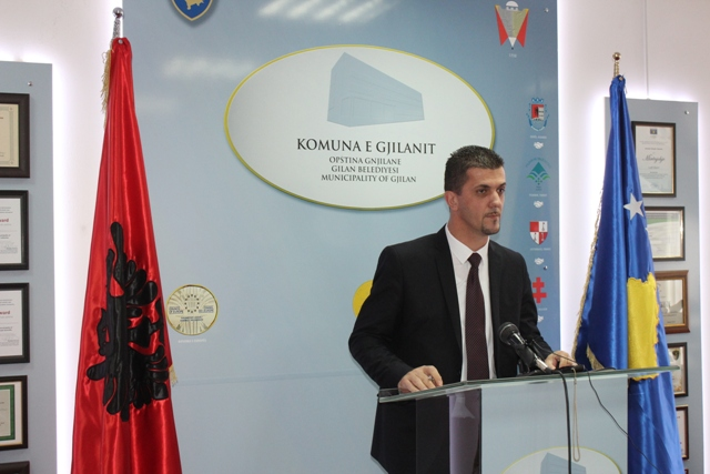 Në qershor, Gjilani nis implementimin e platformës Web Gis