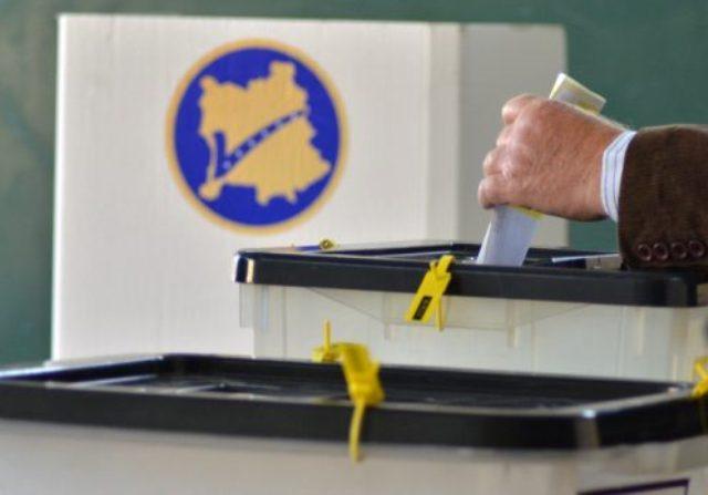Zgjedhjet e parakohshme parlamentare  mbahen më 11 qershor