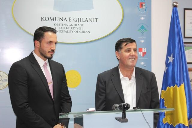 """Haziri: Presidenti Nishani """"Nderin e Gjilanit"""", Erzen Rrustemin, e shpalli """"Mjeshtër i Madh"""" i sportit"""