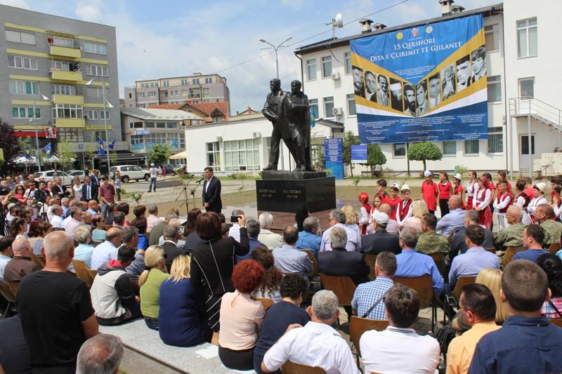 Haziri: Rexhep Malën e Nuhi Berishën i kthyem me pamje kah Kosova Lindore dhe Shqipëria