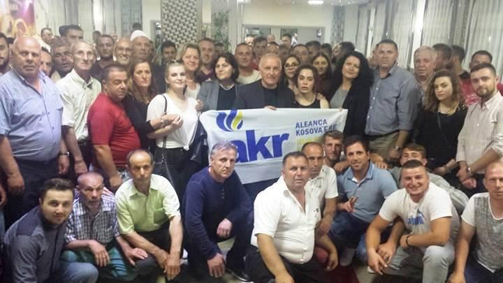 Zhegra, Lladova e Llashtica do ta mbështesë AKR-në drejtë fitores më 11 qershor