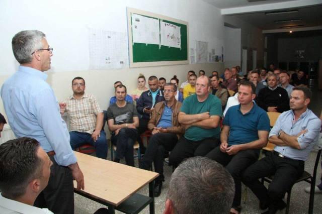 Kadriu: Koalicioni i fitores e vetmja zgjidhje per Kosovën