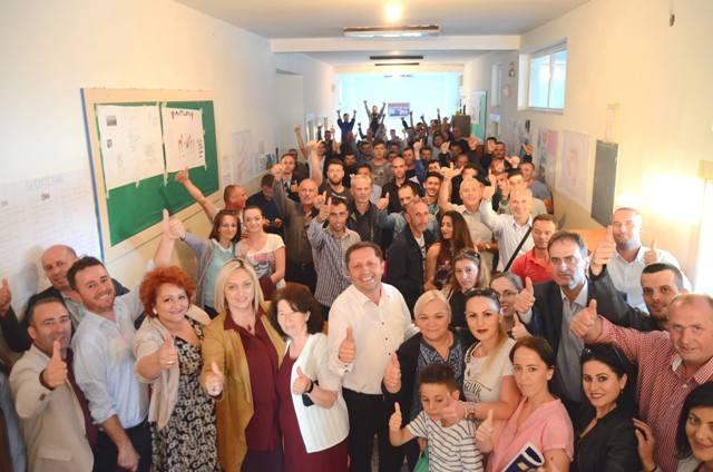 PDK: Tubimi madhështor në Malishevë, shkas që Pajaziti ta konfirmojë kandidaturën edhe për kryetar komune