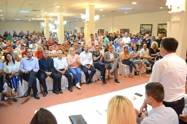 """PDK: """"Fillimi i ri"""", fitues në secilin lokalitet të Gjilanit"""